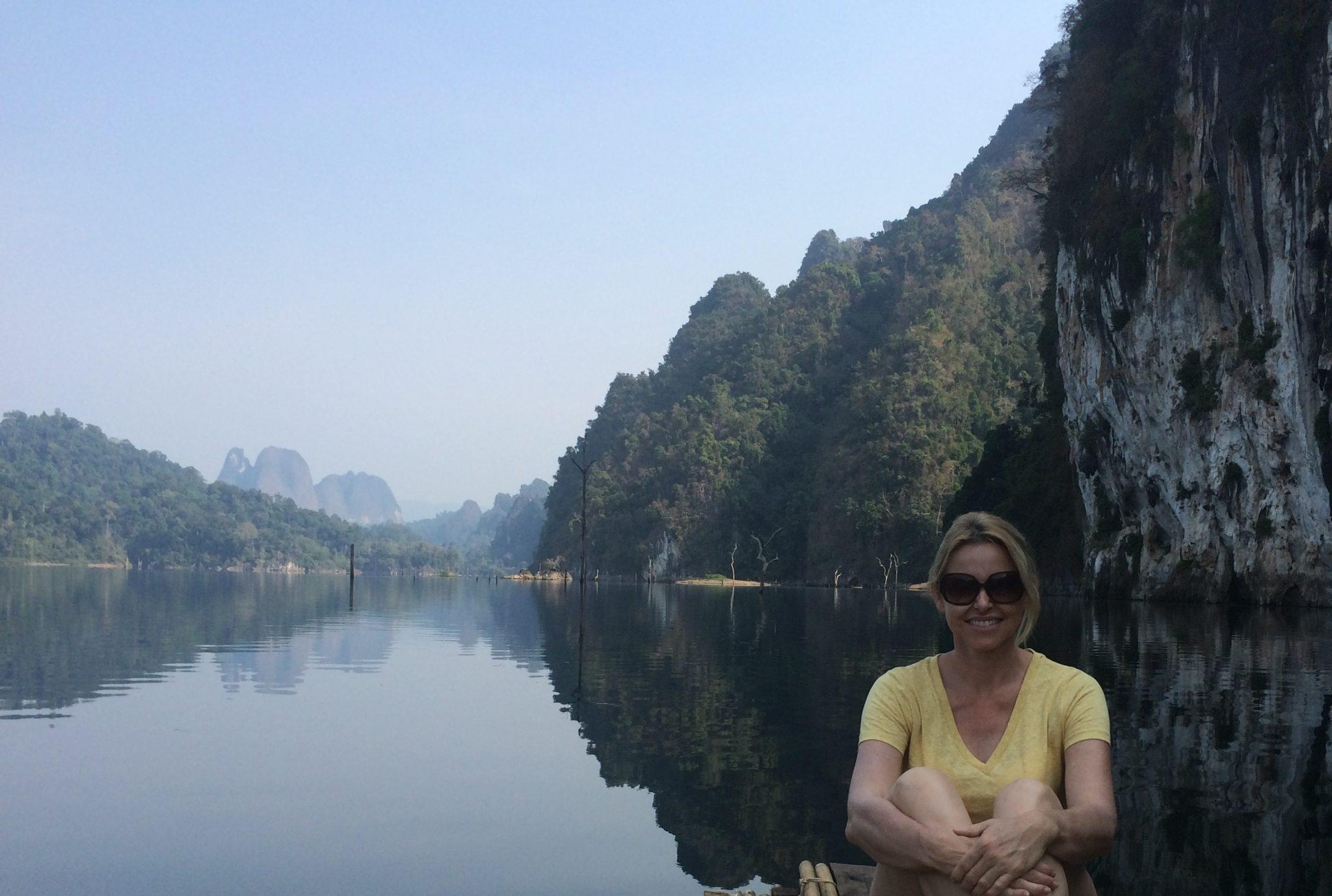 Thailand Lake Klong Long