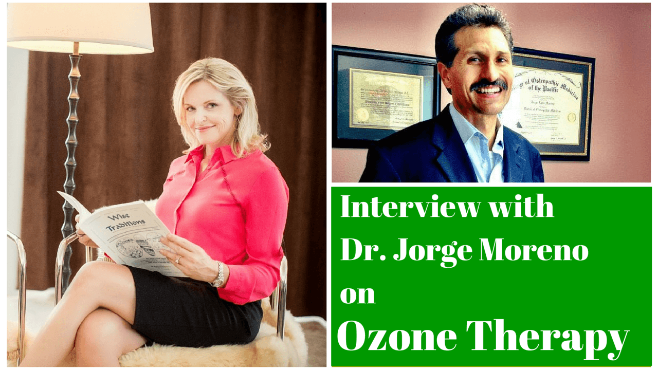 Ozone Therapy, an interview with Dr. Moreno