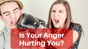 is anger making you sick