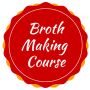 how to make broth course