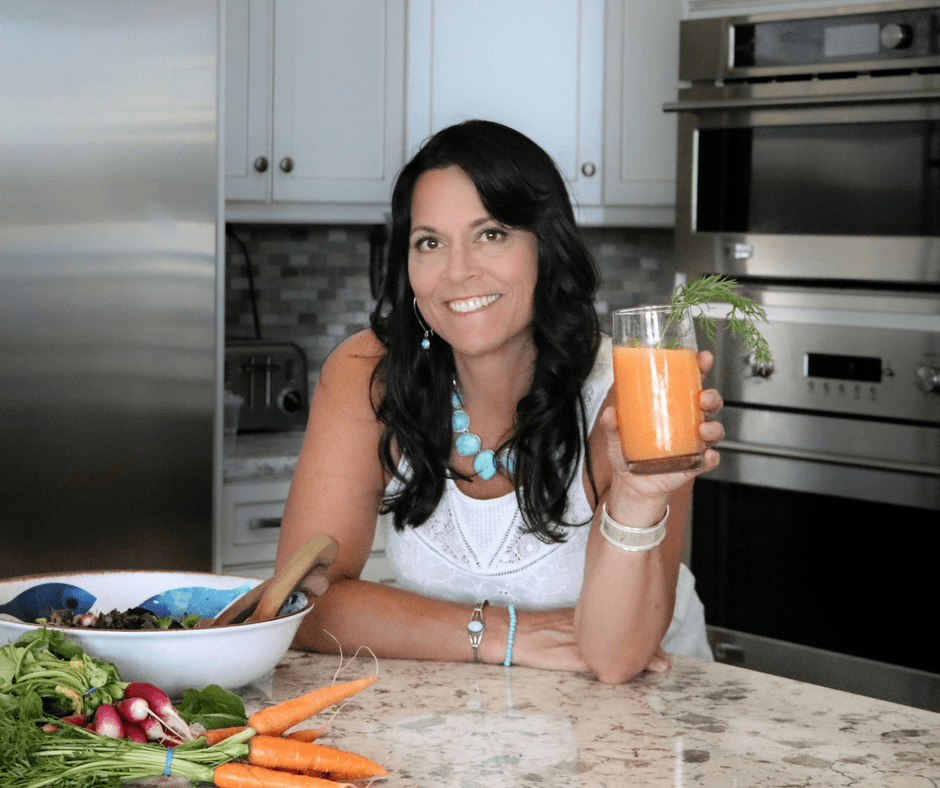 Gwen Kreiger Nutritionist